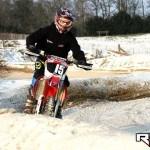 Wesley Lichtenvoorde wintertraining