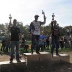 Koos podium