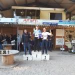 Hans podium